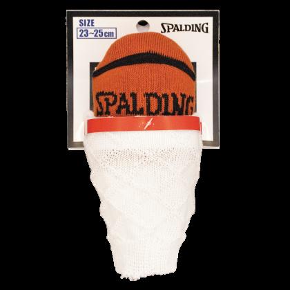スポルディング バスケットボールソックス【SAS160690】