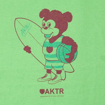 AKTR NICK SURF TEE (LM)