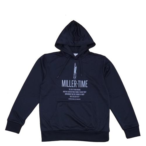 BBオリジナル【MILLER TIME】ドライパーカ