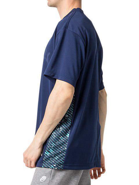 アシックス AWCプラクティス Tシャツ【2063A082 400】