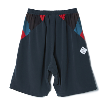 AKTR LAYER SHORTS RED