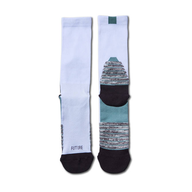 AKTR NEO FUTURE SOCKS  WHITExMINT