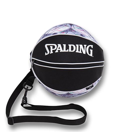 スポルディング ボールバッグ マーブルボール【49-001MB】