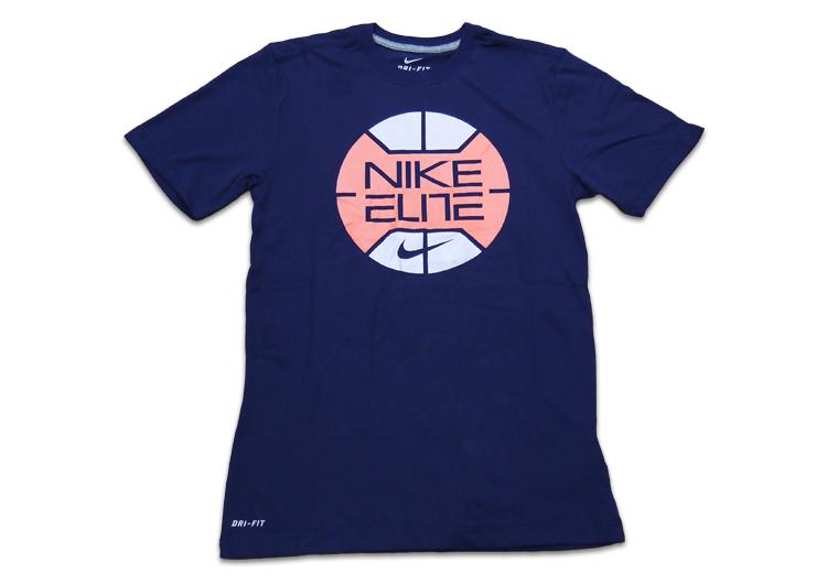 ナイキ エリート グラフィック Tシャツ【618906 410】