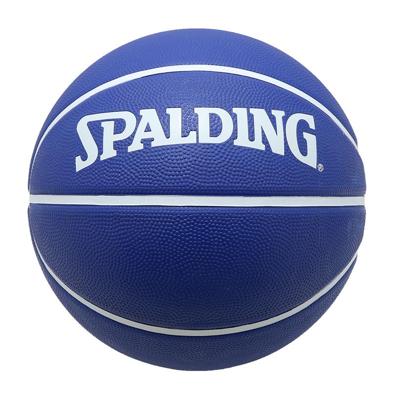 SPALDING デューク大学 ラバー 7号球 【83-718J】
