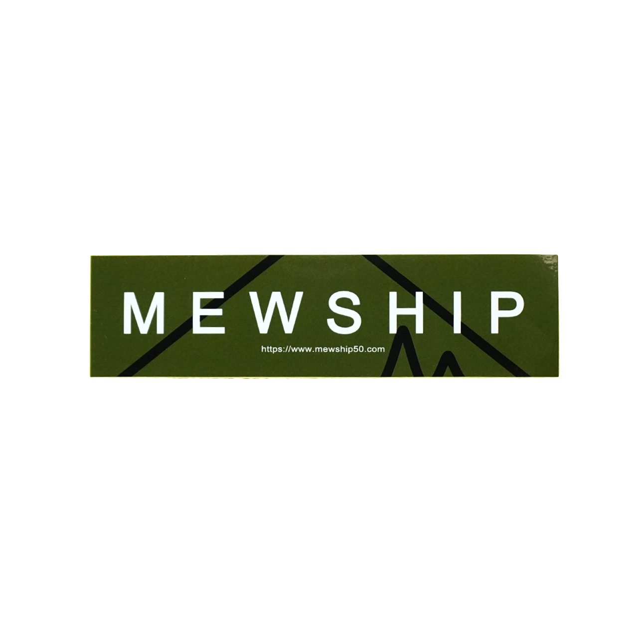 MEWSHIP 90SOCKS L15 <J.Green×Black×White>