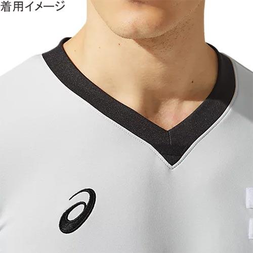 アシックス レフリーシャツ【2063A190 12】