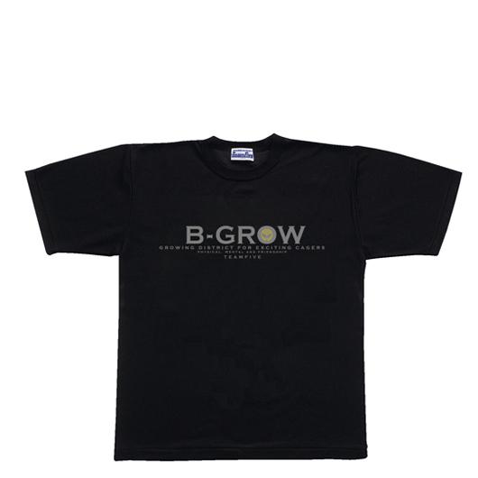 チームファイブ Tシャツ B-GROW【AT-7307】