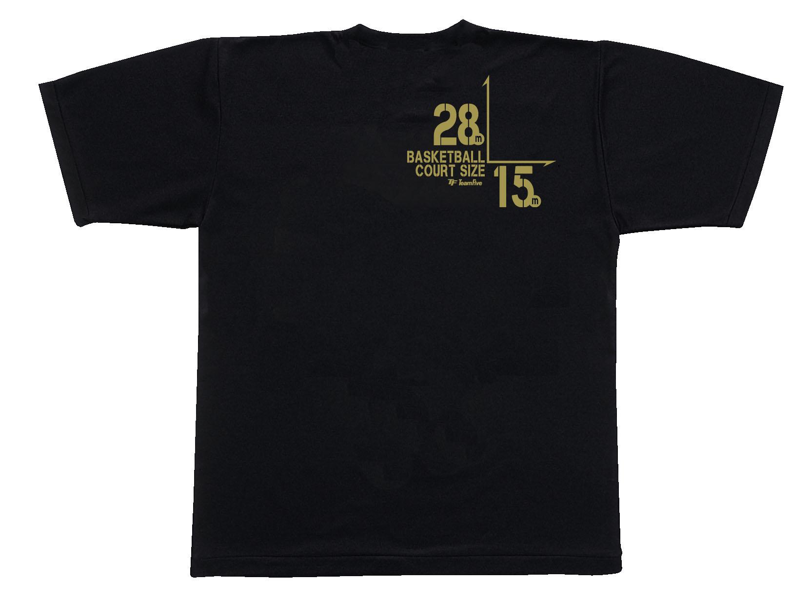 チームファイブ Tシャツ バスケットボールプレイグラウンド【AT-7907】