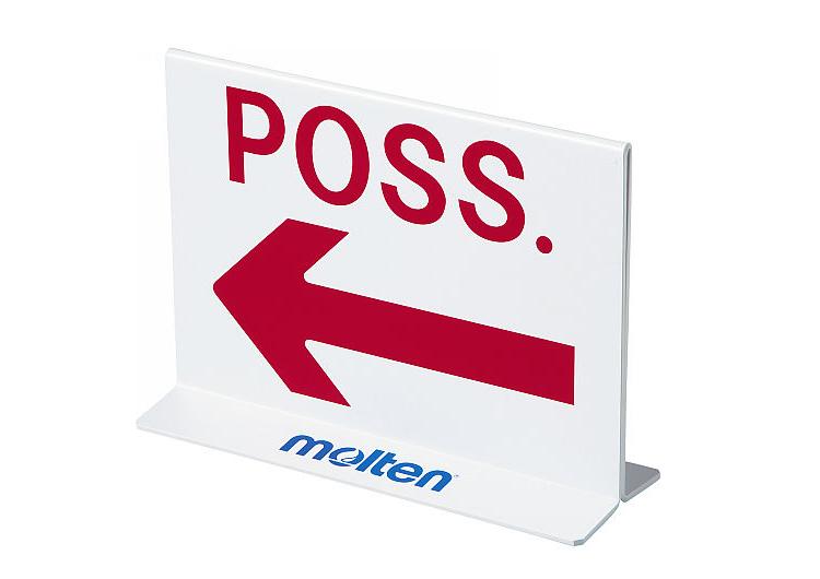 MOLTEN ポゼション表示器【POSSE...