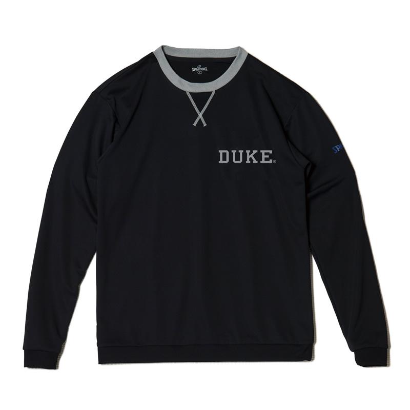 SPALDING L/S Tシャツ DUKE GUSSET【SMT181430】