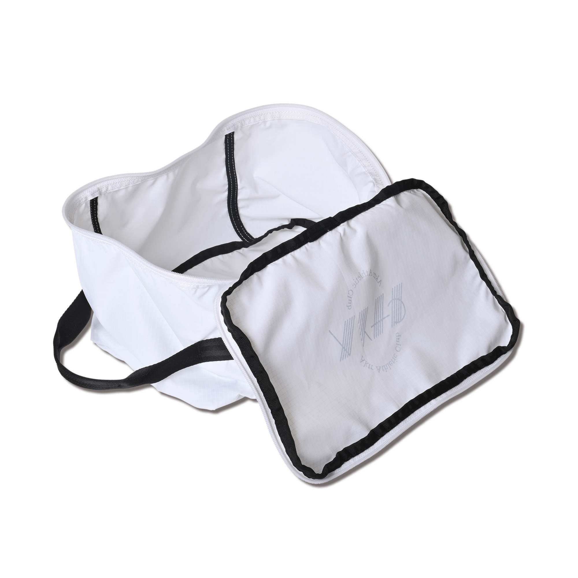 AKTR AAC SQUARE BAG WHITE