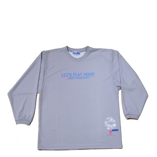 チームファイブ 昇華ロンT「レッツ・プレイ・フープ」【AL-7812】