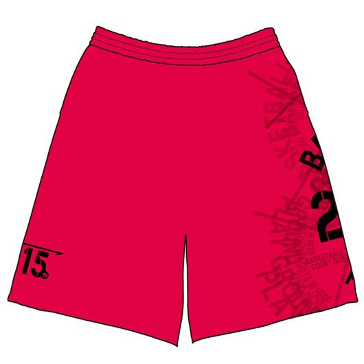 チームファイブ 昇華パンツ「28×15!」【APP-5405】