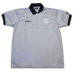 asics レフェリーシャツ(襟付き)【XB6498】