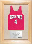 TeamFive メモタブ(MEMORIAL TABLET)
