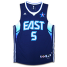 SWINGMAN JERSEY ALL-STAR EAST GARNETT