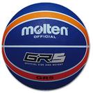 モルテン ゴムバスケットボール【BGR5-BO】