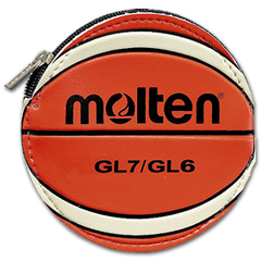 molten バスケットボール コインパース