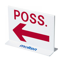 MOLTEN ポゼション表示器【POSSE】