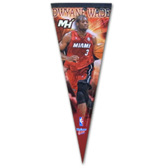 NBA ペナント ドウェイン・ウェイド