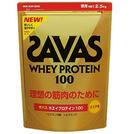 SAVAS ホエイプロテイン100【CZ7369】