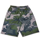 AKTR STREAMER CAMO BASKTBALL SHORTS【511-001002】