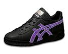 アシックス イージーオーダーシステムロー 黒×紫 【TBF990】