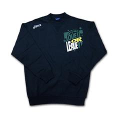 アシックス プリントスウェットシャツ【XB101F】