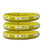 W.W.J.D ラメブレス(3本組)