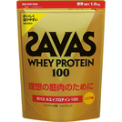 SAVAS ホエイプロテイン100【CZ7367】