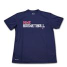 ナイキ DRI-FIT ナイキ バスケットボール Tシャツ【604578 451】