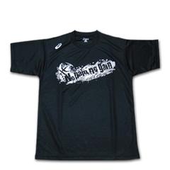 アシックス プリントTシャツ【XB602L 90B】