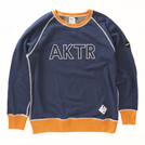 AKTR CREW NECK SWEATSHIRTS