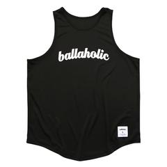 ballaholic【LOGO TankTop】Black