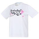 コンバース ウィメンズプリントTシャツ【CB351303 1100】