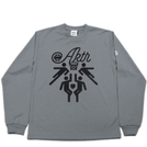 AKTR PLAYING LOGO L/S SPORTS TEE