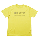 LOGO SPORTS TEE YELLOW