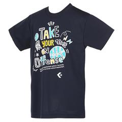 コンバース ジュニアプリントTシャツ【CB451304 2900】