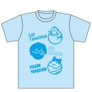 TAMAちゃん【HAPPY TRIANGLE】Tシャツ