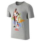 ジョーダン AJ 7 WB Hare ポスター Tシャツ【683962 063】
