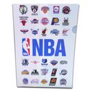 NBA クリアファイル2枚セット