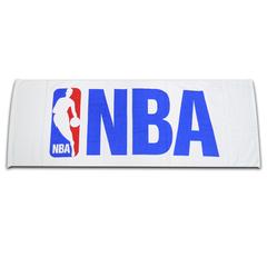 NBA スポーツタオル ロゴマン WHT