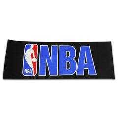 NBA スポーツタオル ロゴマン BLK