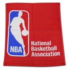 NBA ハンドタオル ロゴマン RED