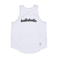 ballaholic【LOGO TankTop】White