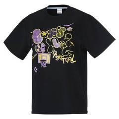 コンバース  ウィメンズプリントTシャツ 【CB352301 1900】