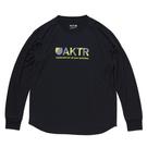 AKTR LOGO L/S SPORTS TEE【215-010005】