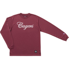 チャンピオン DRYSAVER L/S TEE【CBM5034 MR】
