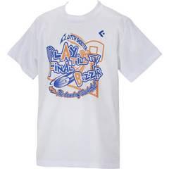 コンバース ジュニアプリントTシャツ【CB461301 1125】